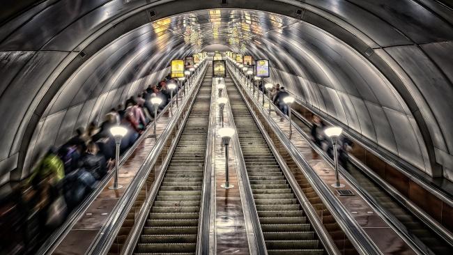 St. Petersburg metro will spend more than 324 million rubles on intelligent video surveillance