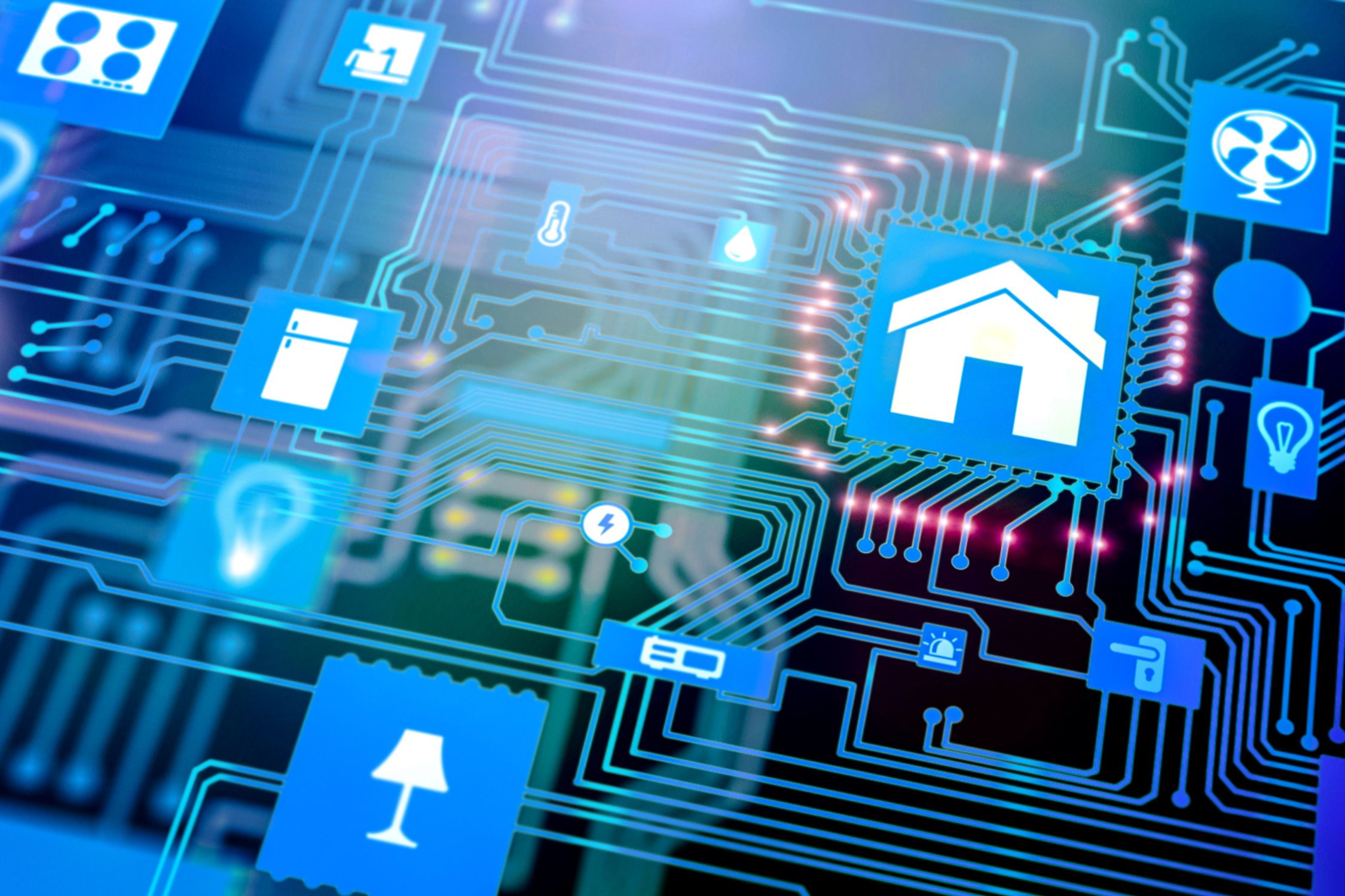 Implementation of smart solutions in utilities sector and building automation