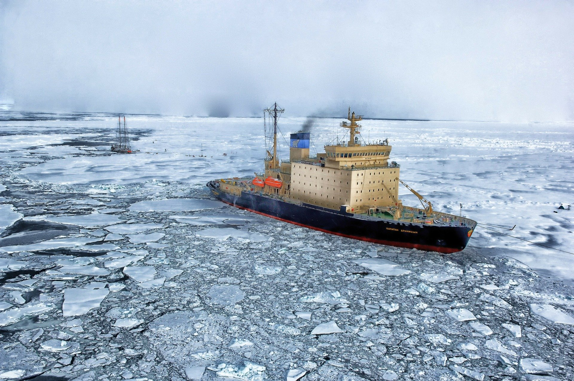 Orange provided 19 Sovcomflot vessels with satellite communications in the Arctic and the Far East